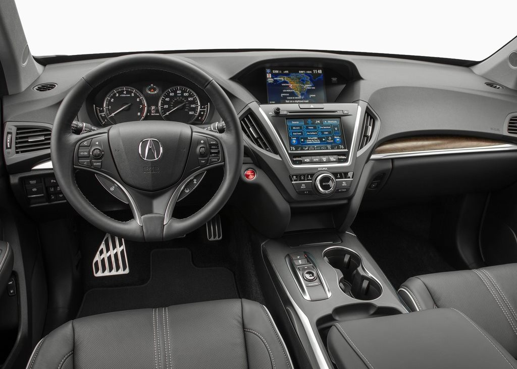 Acura MDX 2019 3.5L V6 AWD Advance Package In Kuwait: New