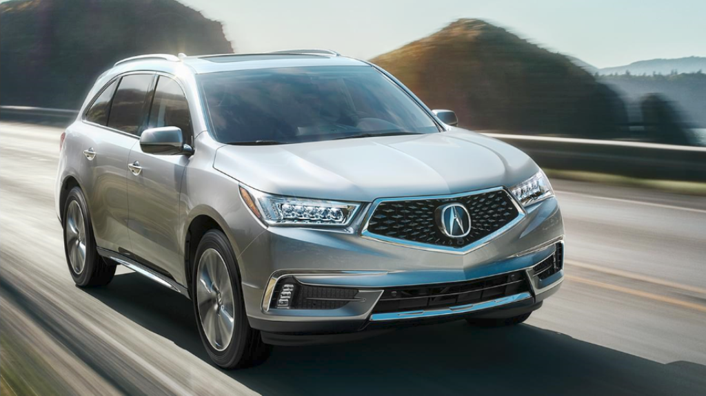 Acura MDX 2019 3.5L V6 AWD Technology Package In Kuwait