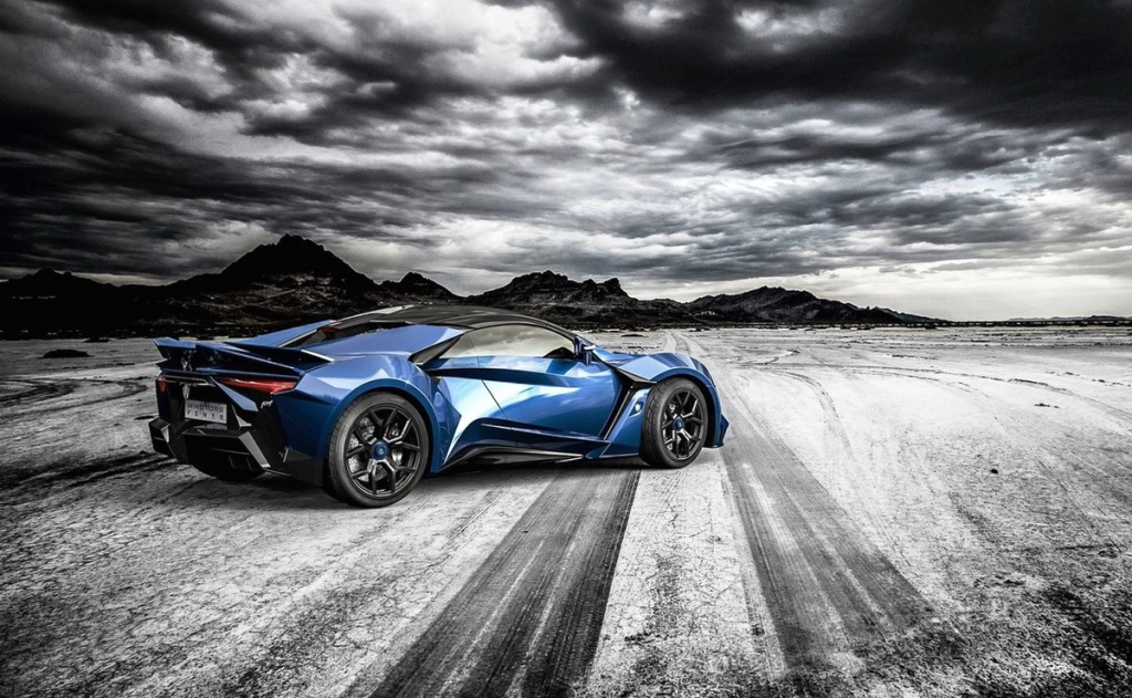 What Do You Think Of The New Fenyr Supersport: W Motors Fenyr SuperSport 2019 Coupe 900 HP In UAE: New