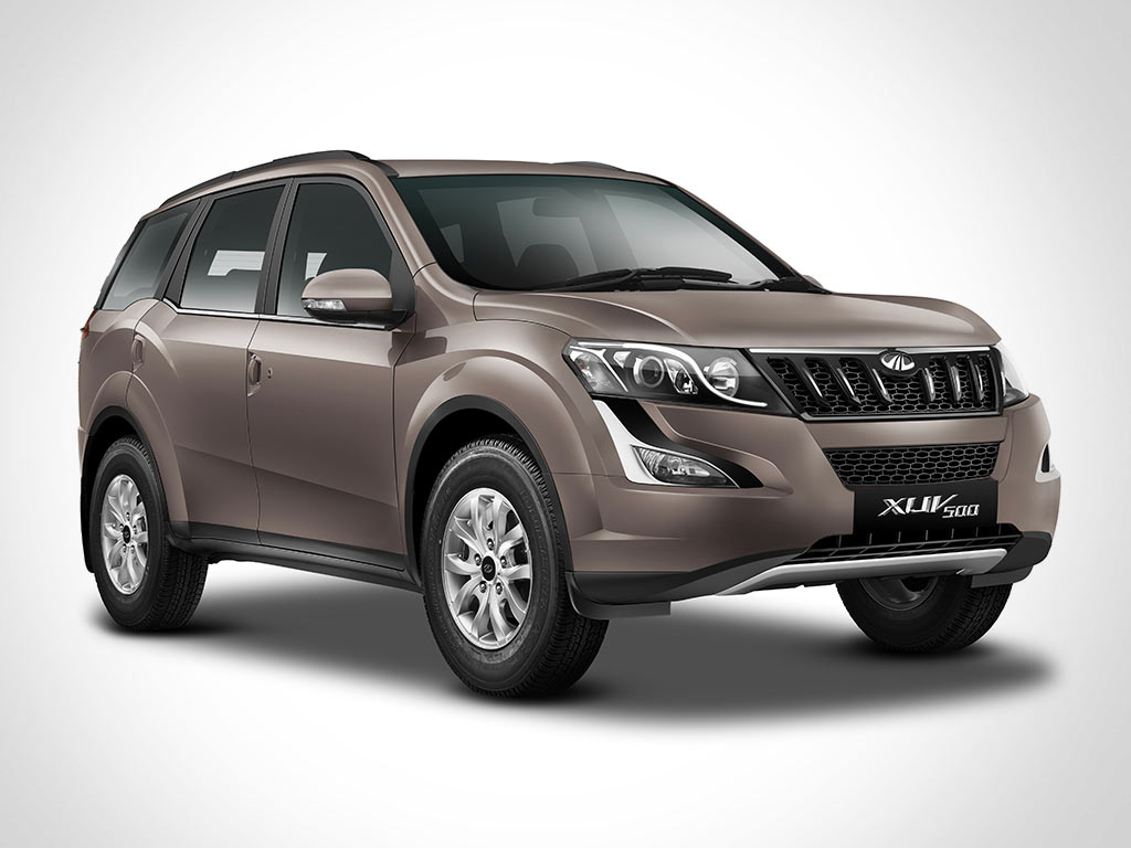Mahindra XUV500 2019 2.2L W8 FWD in UAE: New Car Prices ...