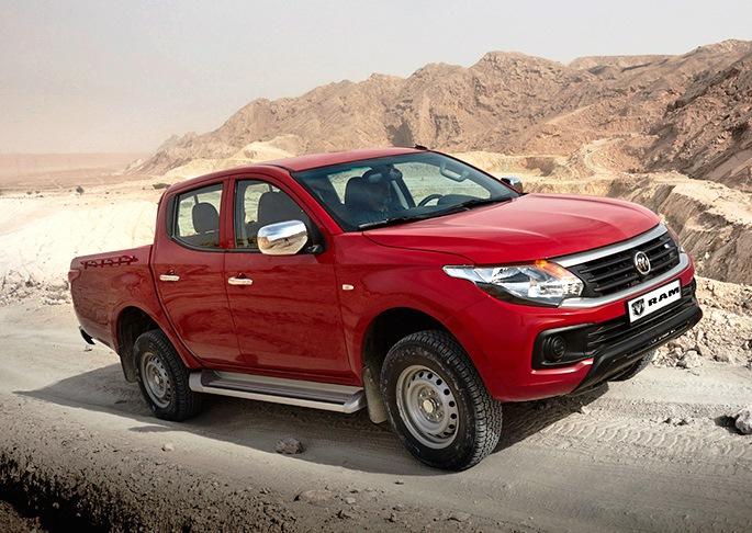 RAM 1200 2019, Saudi Arabia