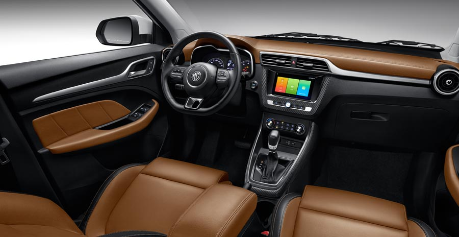 Mg Zs 2019 1 5l Com In Uae New Car Prices Specs Reviews Amp
