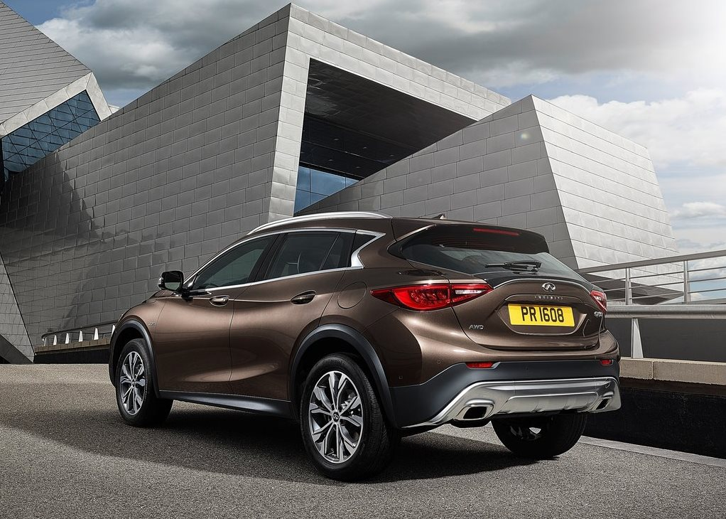 Awd Cars List: Car Pictures List For Infiniti QX30 2019 2.0T AWD Luxury