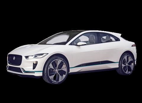 Jaguar I-Pace 2019, United Arab Emirates