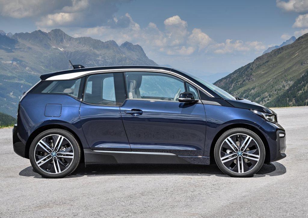 BMW i3 2019, United Arab Emirates