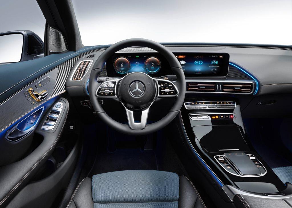 Mercedes-Benz EQC 2019, United Arab Emirates