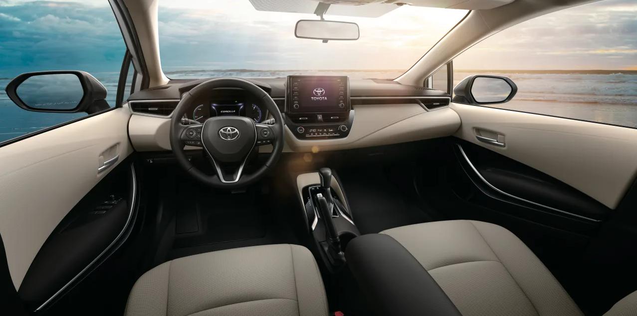 Toyota Corolla 2020, United Arab Emirates