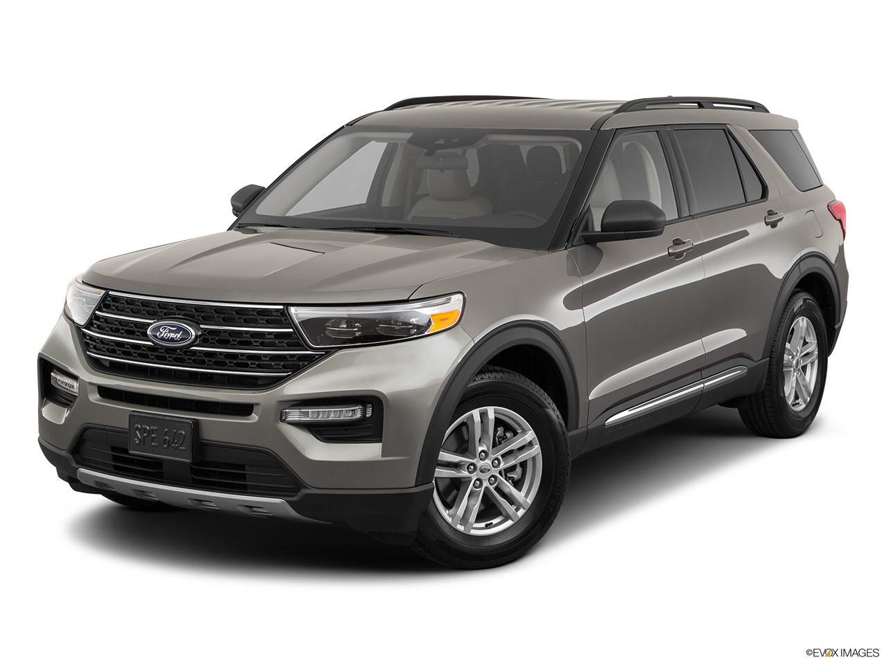 Ford Explorer 2020, Saudi Arabia