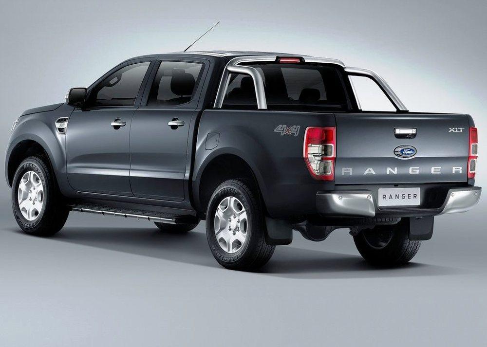 Ford Ranger 2020, Saudi Arabia, 2019 pics migration
