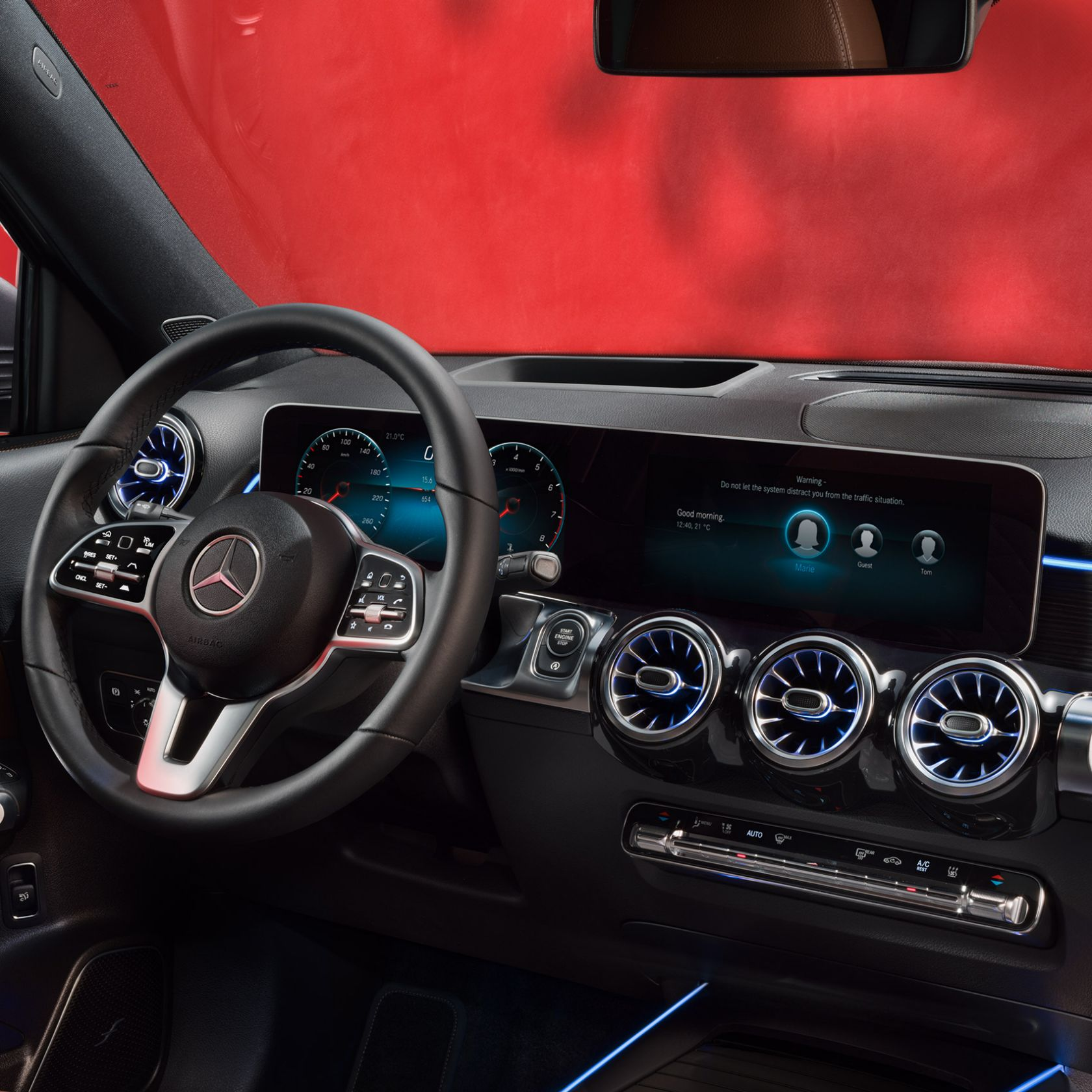 Mercedes-Benz GLB 2020 AMG 35 4MATIC In UAE: New Car