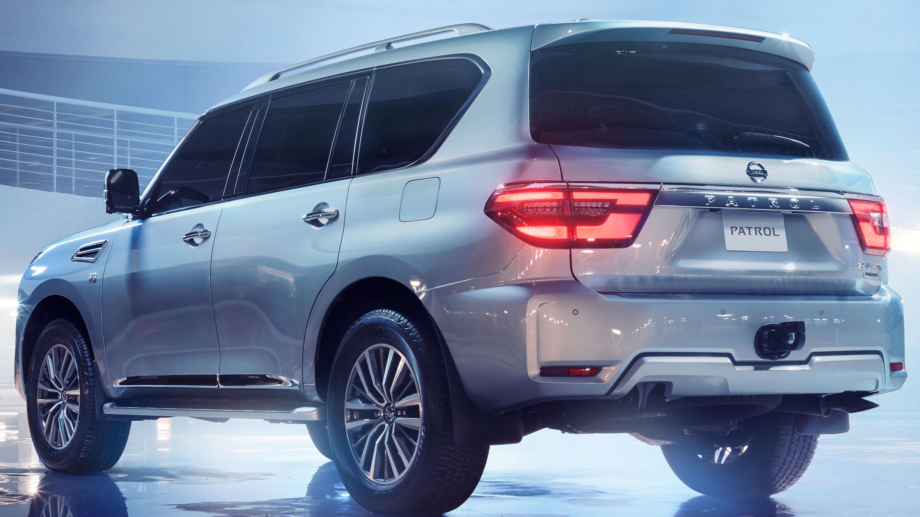 Nissan Patrol Y62 2019 | Nissan 2021 Cars