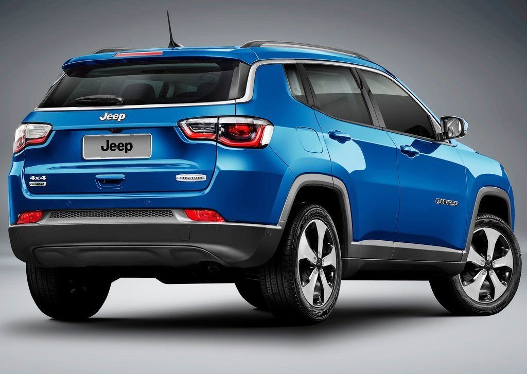 Car Features List For Jeep Compass 2020 2 4l Longitude 4x4 Uae