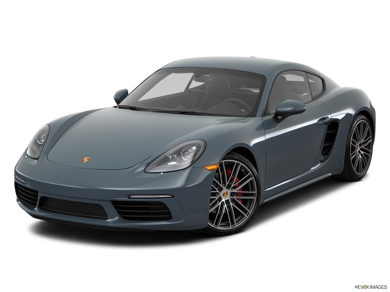 Porsche 718 2020, Saudi Arabia