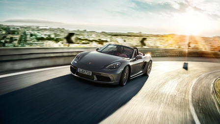 Porsche 718 2020, Saudi Arabia, 2019 pics migration
