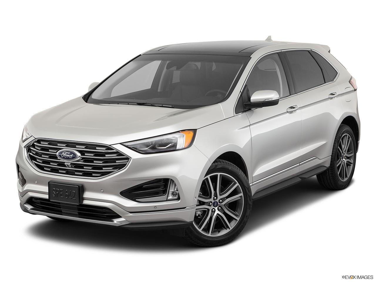 Ford Edge 2020, Saudi Arabia