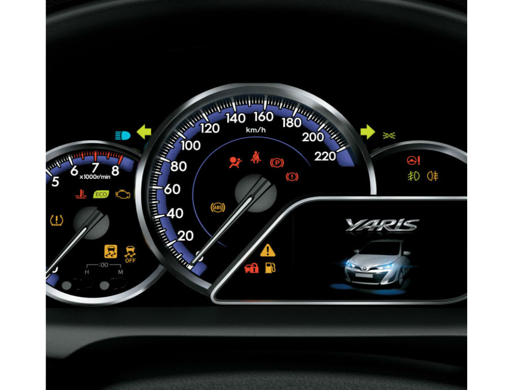 Toyota Yaris 2020, United Arab Emirates, 2019 pics migration