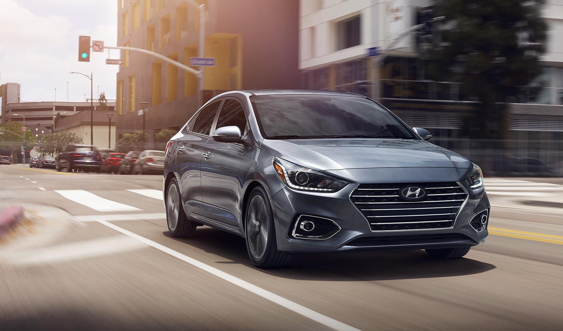 Hyundai Accent 2020 1.6L Base in UAE: New Car Prices ...