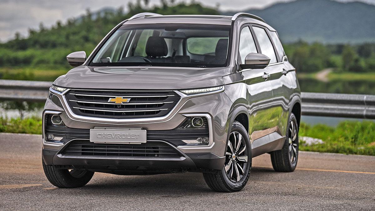 Kekurangan Chevrolet Captiva 2018 Review