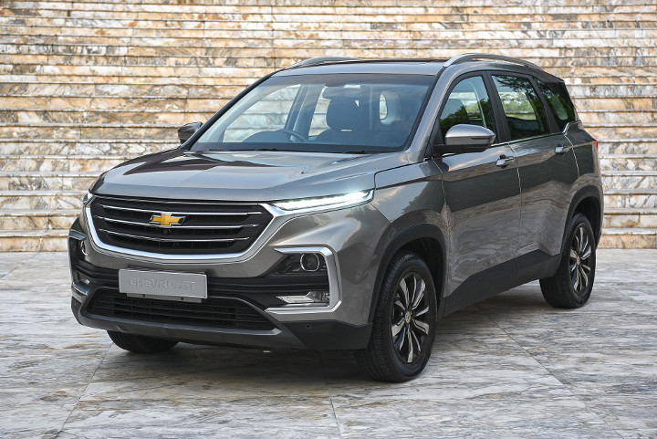 Chevrolet Captiva 20 20.20T LT FWD 20-seater in UAE: New Car Prices Review and Release Date