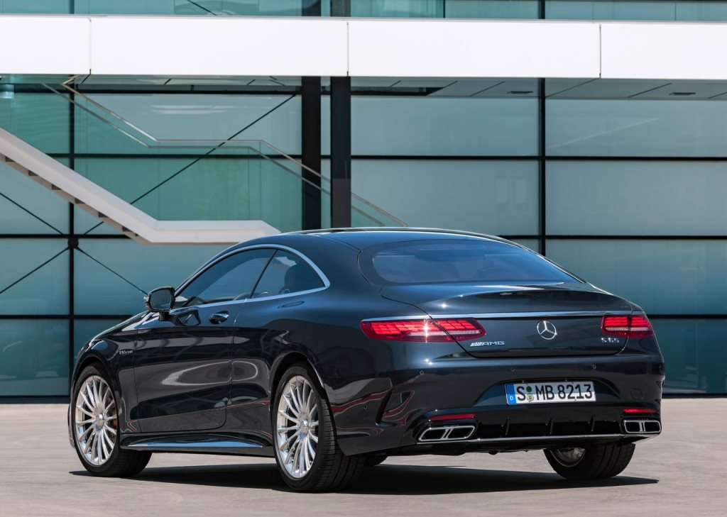 Mercedes-Benz S 65 AMG Coupe 2020 6.0L in UAE: New Car ...