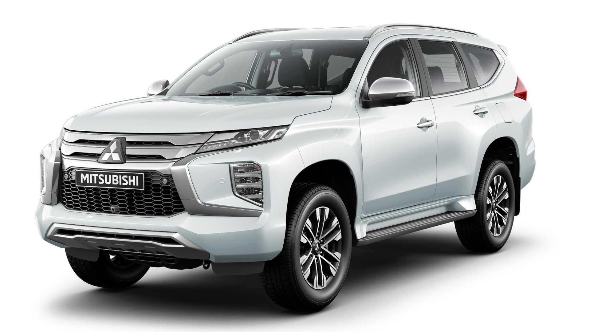 Mitsubishi Montero Sport Price In Kuwait New Mitsubishi Montero Sport Photos And Specs Yallamotor