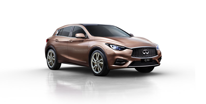 Infiniti Q30 2020 1.6T FWD in UAE: New Car Prices, Specs ...