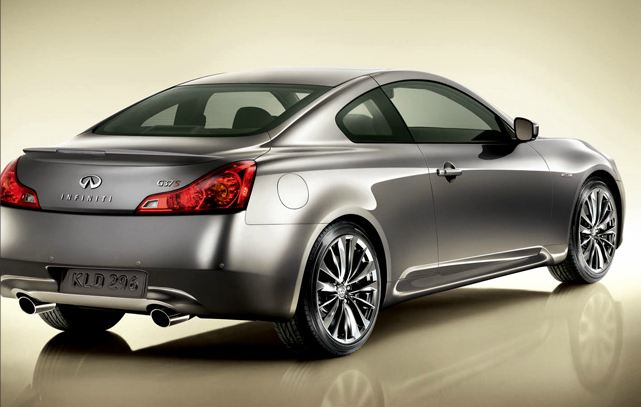 infiniti g coupe 2012 2 door 3 7l in qatar new car prices specs reviews photos yallamotor. Black Bedroom Furniture Sets. Home Design Ideas