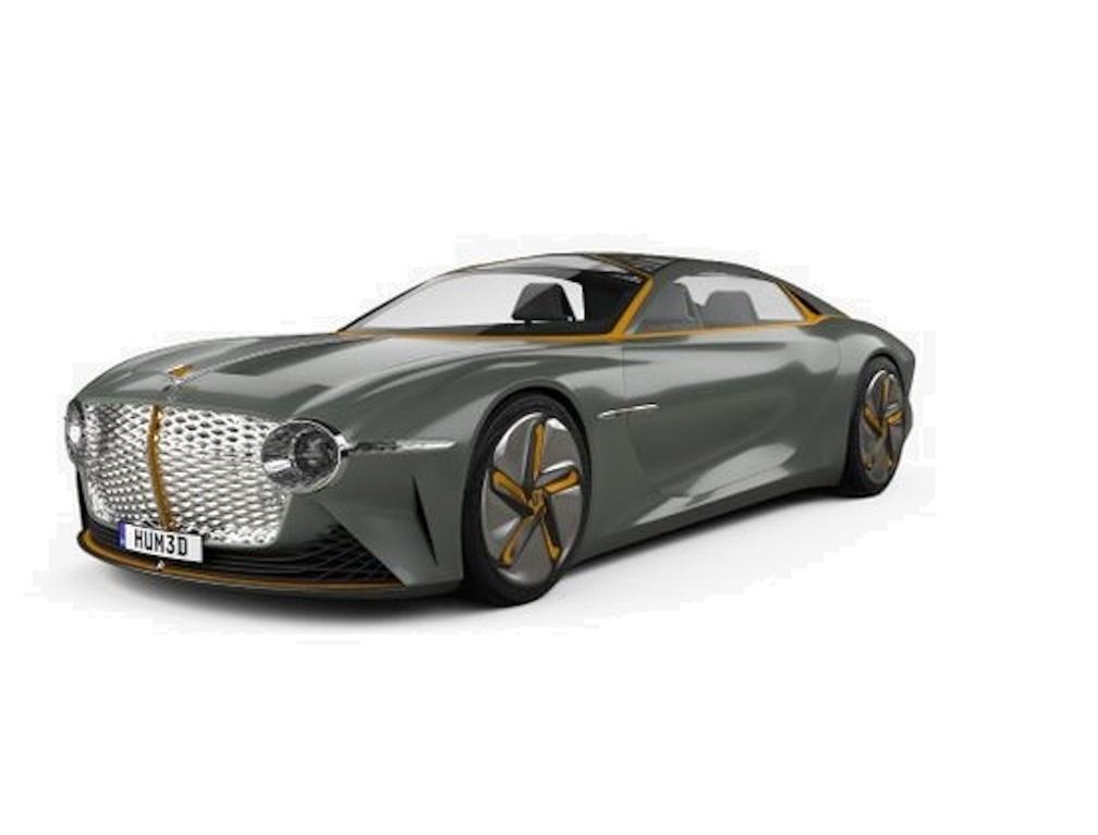 Bentley EXP 100 GT 2020, Saudi Arabia