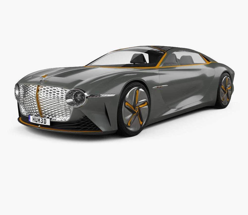 Bentley EXP 100 GT 2020, Saudi Arabia, 2019 pics migration