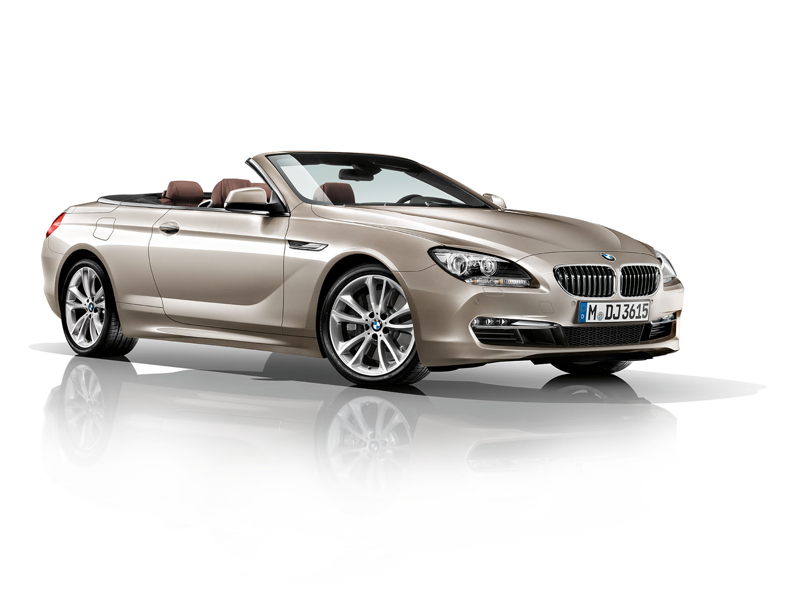 BMW 6 Series Convertible 2012 650i xDrive in Egypt: New Car Prices ...
