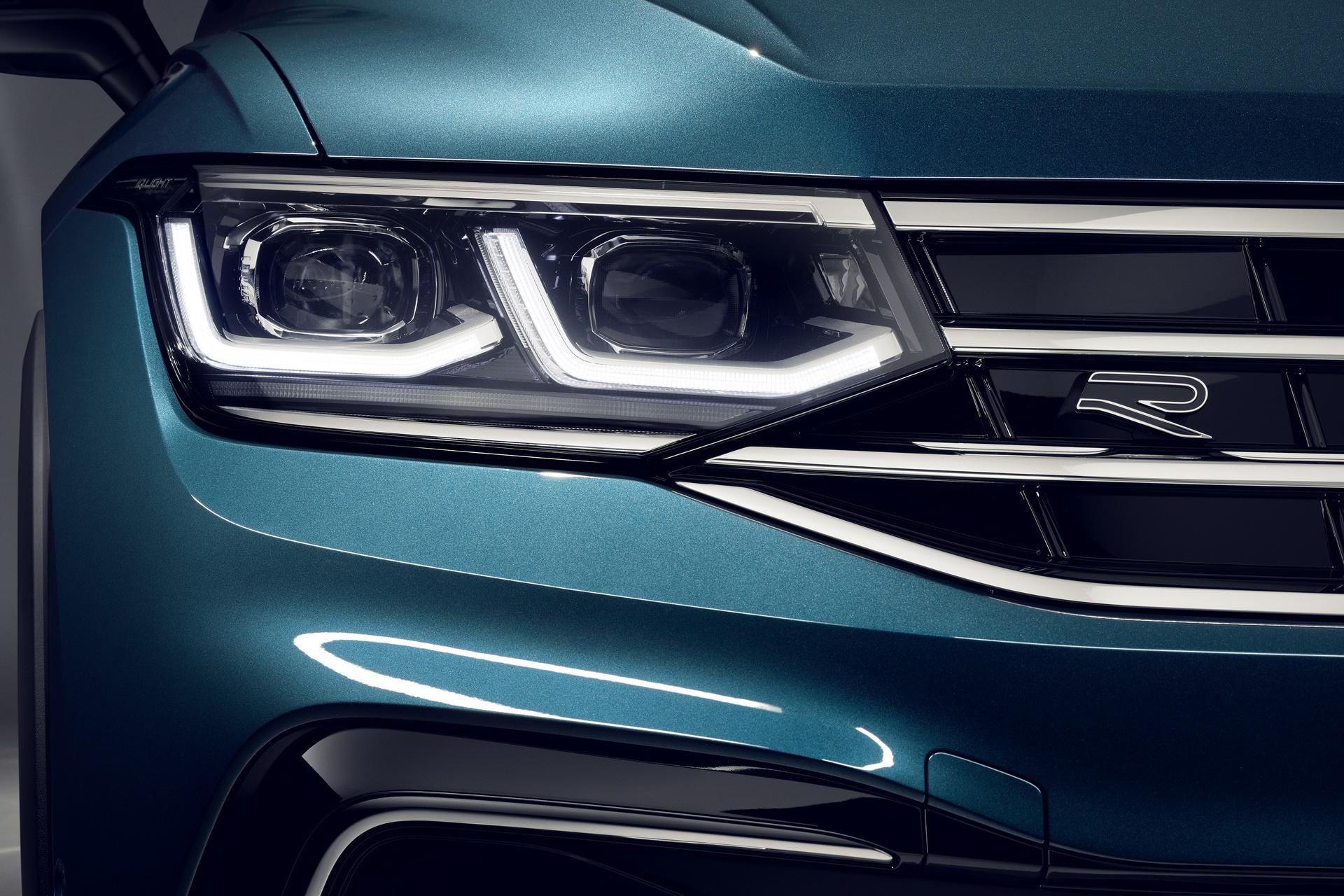 Volkswagen Tiguan 2021 1.4L S in UAE: New Car Prices ...