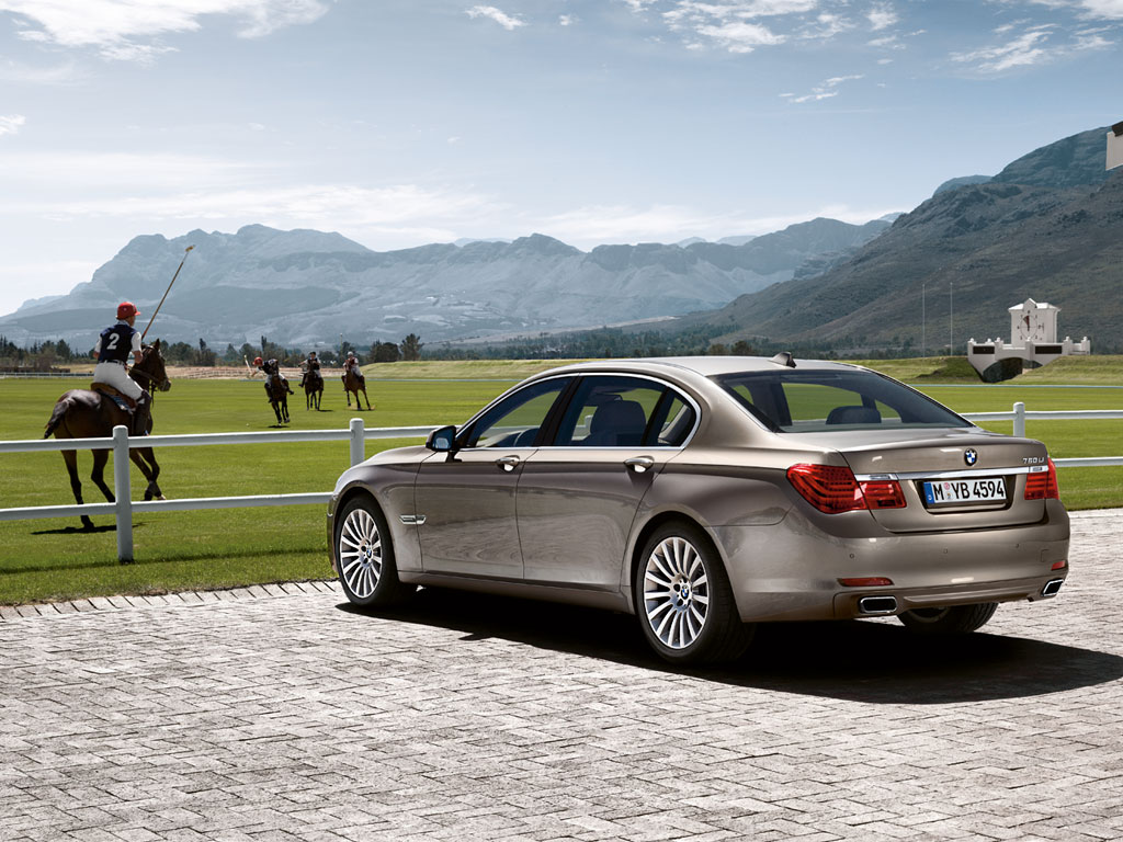 BMW 7 Series 2012 Oman