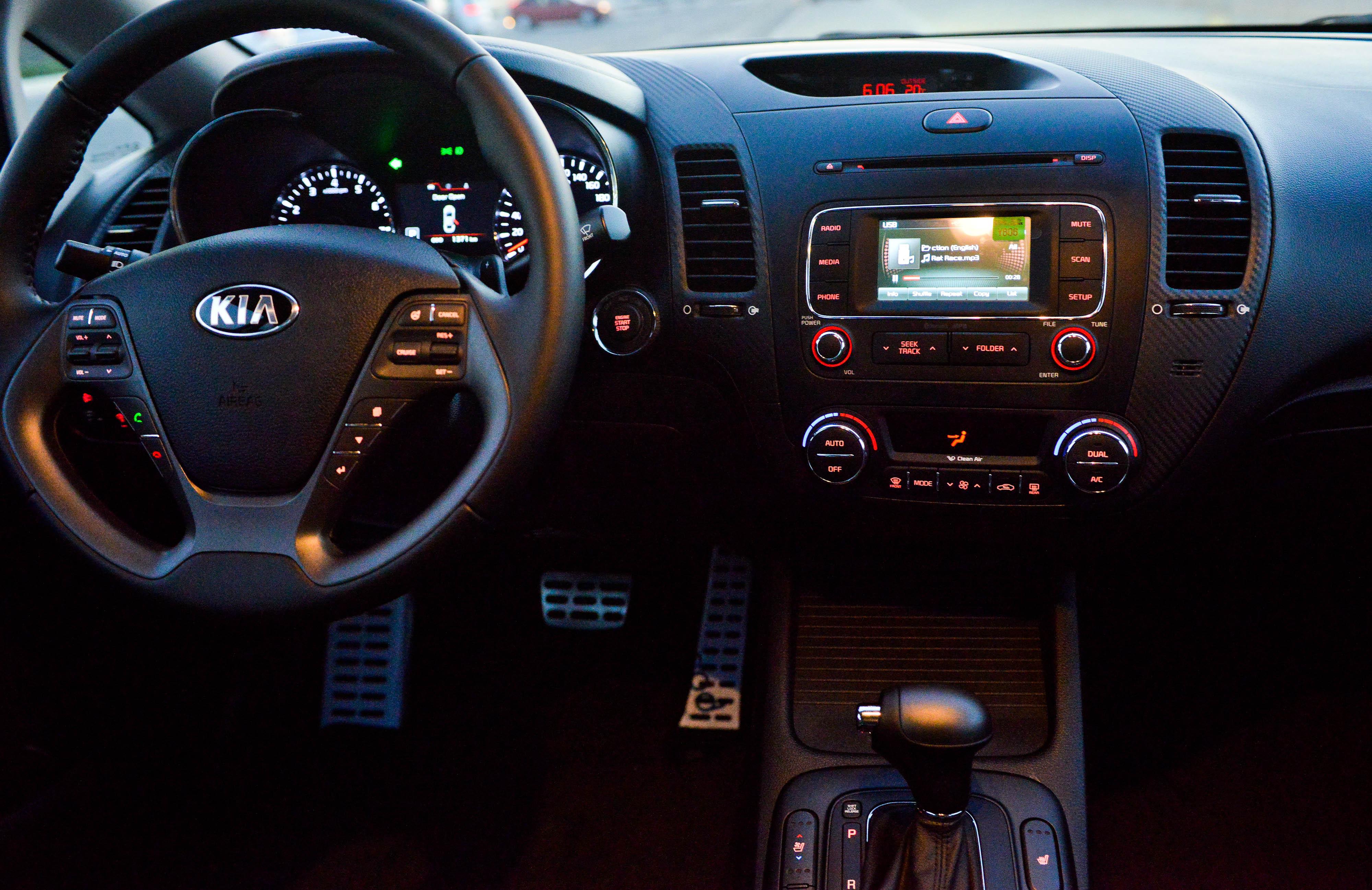 Kia Optima 2017 Interior >> Kia Cerato 2013 1.6L Sedan in UAE: New Car Prices, Specs