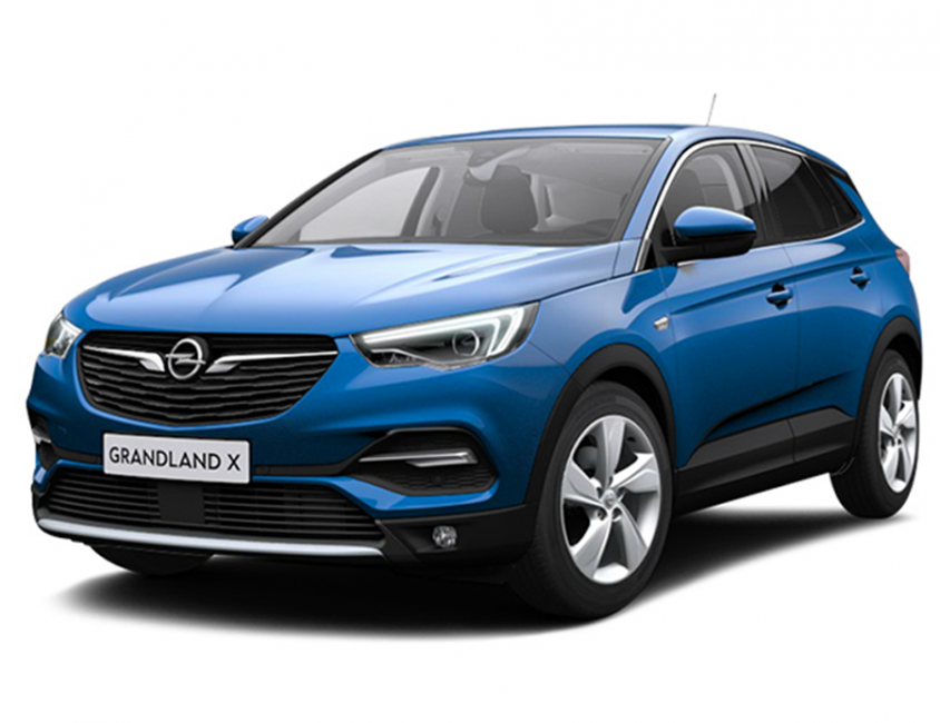 opel grandland x 2021 1.6t enjoy in uae: new car prices