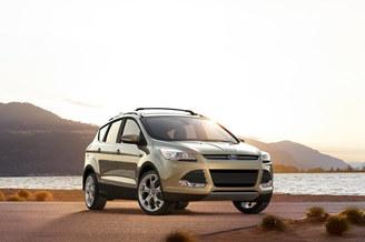 Ford Escape L Se Qatar