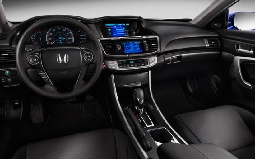 Honda Accord Coupe 2013 3.5L EX, Qatar