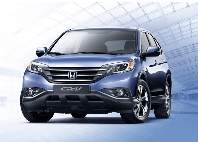 honda crv 2013 ex in uae new car prices specs reviews photos yallamotor. Black Bedroom Furniture Sets. Home Design Ideas