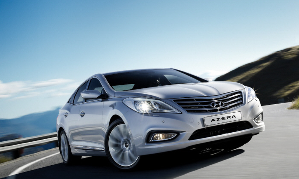 Hyundai Azera 2013 3 0l In Uae New Car Prices Specs
