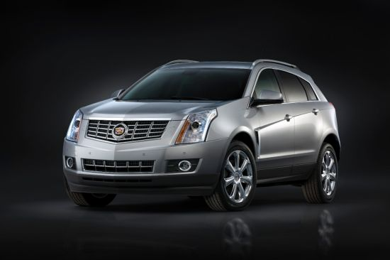Cadillac SRX 2013 3.6L 7 Seater in UAE: New Car Prices, Specs ...