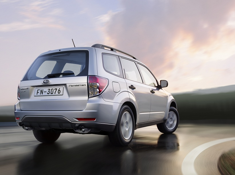 2013 Subaru Forester Prices in Qatar, Gulf Specs & Reviews for Doha | YallaMotor