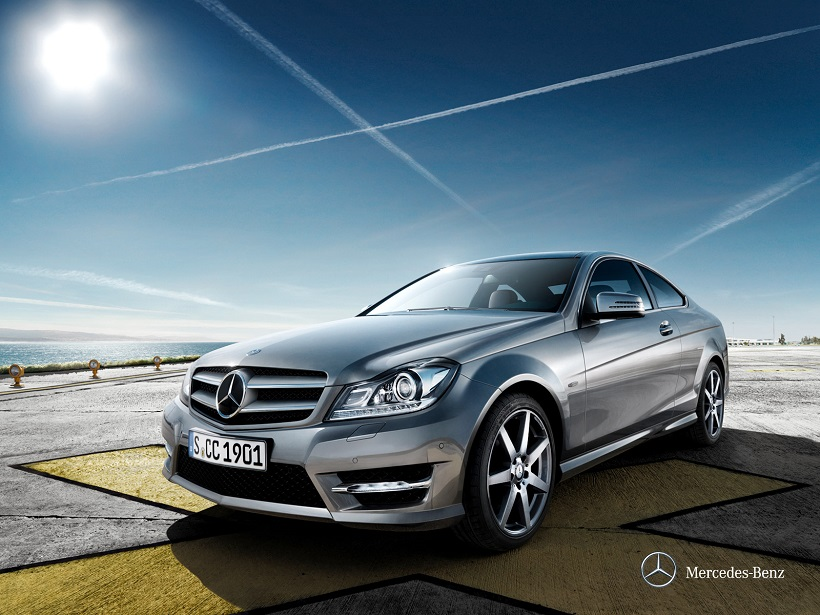Mercedes Benz C Class Coupe 2013 C250 In Qatar New Car