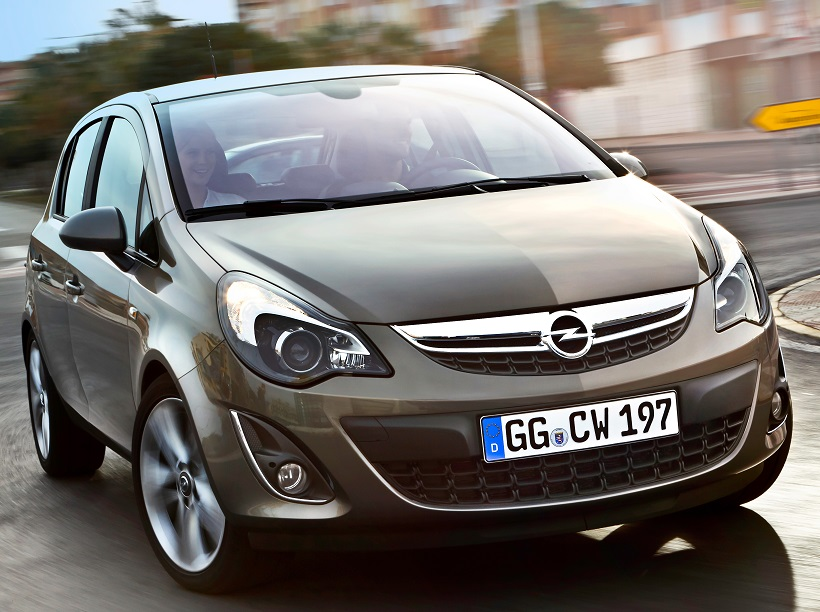 opel corsa 2013 1 4l in bahrain new car prices specs reviews photos yallamotor. Black Bedroom Furniture Sets. Home Design Ideas