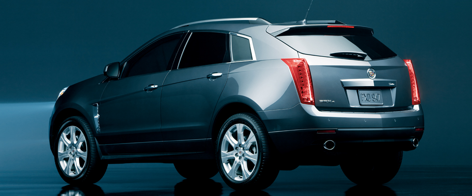 Cadillac Srx 2012 3 6l 7 Seater In Uae New Car Prices