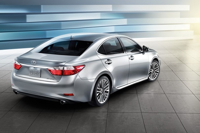first review lexus autoblog es interior drive fd