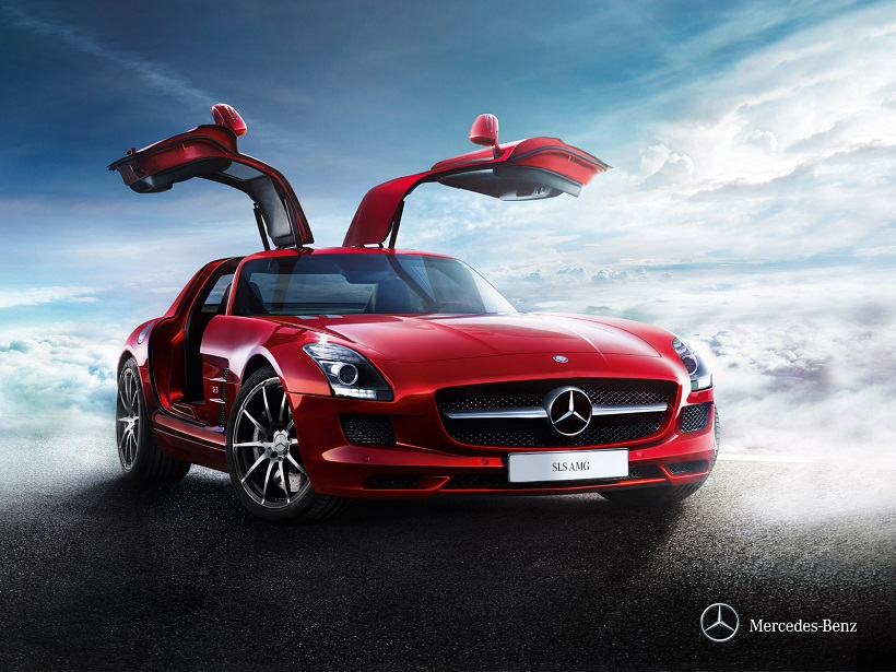 Mercedes benz sls amg 2013 coupe gt in qatar new car for Mercedes benz sls price