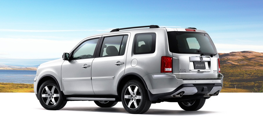Car Features List for Honda Pilot 2012 EX (UAE) | YallaMotor