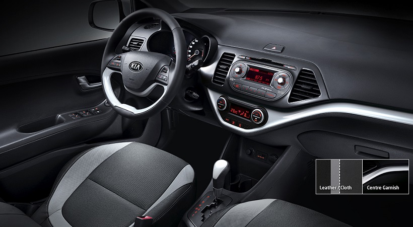 Kia Picanto 2014 Lx In Uae New Car Prices Specs Reviews Amp