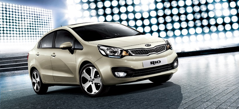 kia rio sedan 2014 1.4 ex basic in kuwait: new car prices