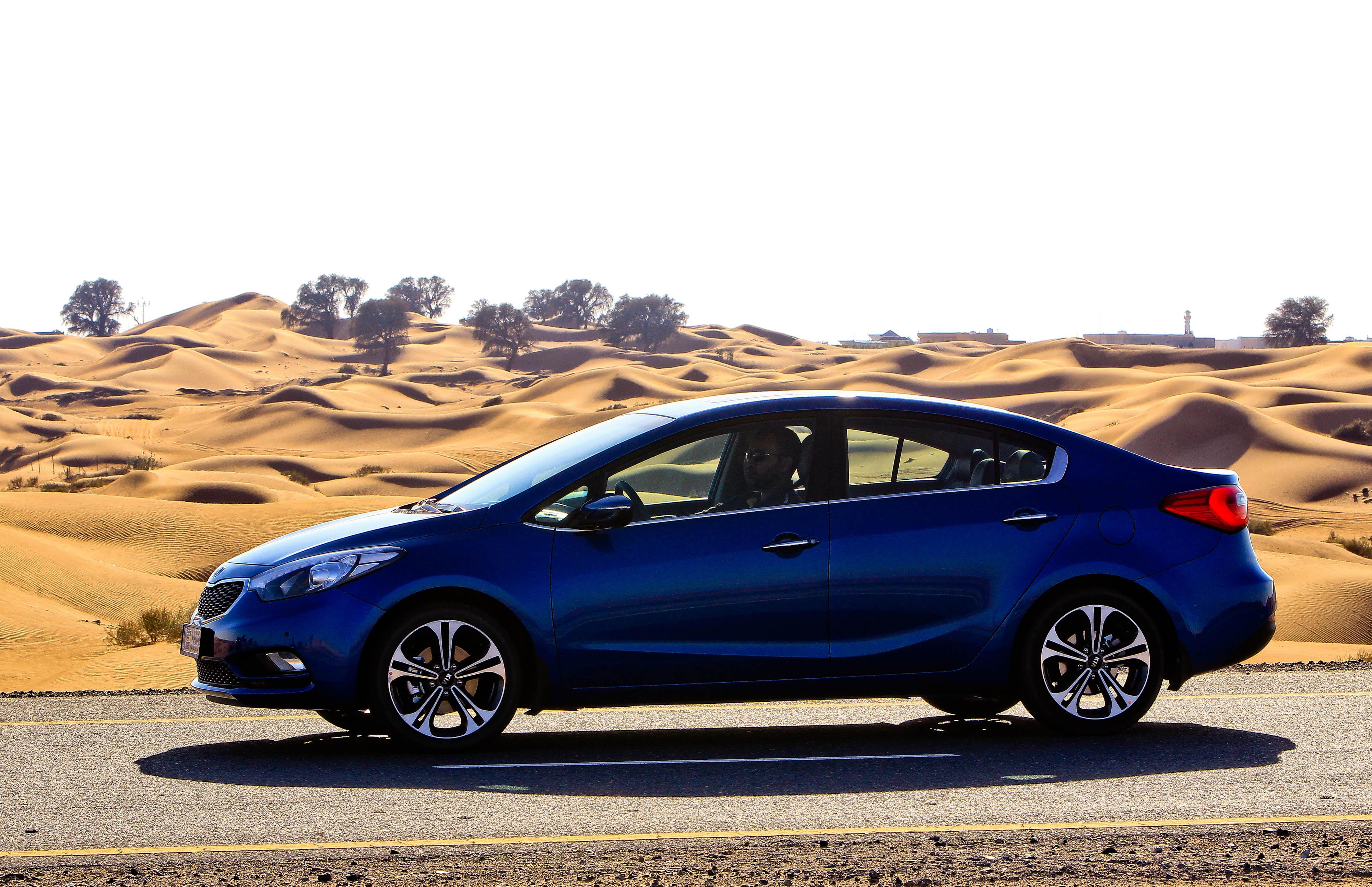Kia Cerato 2014 1 6l Sx In Uae New Car Prices Specs Reviews Amp