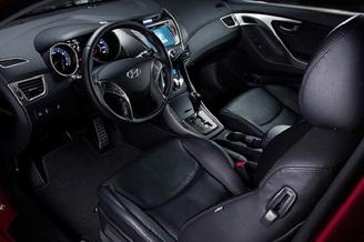 Hyundai Elantra Coupe 2014 1.8L , Bahrain